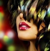 , Sarah Harding Admits Using Lip Fillers