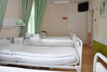 , Post-Anaesthesia Care Units at our clinic have been refurbished