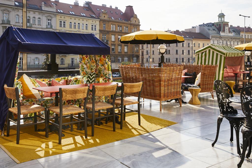 Mama Shelter Prague 4