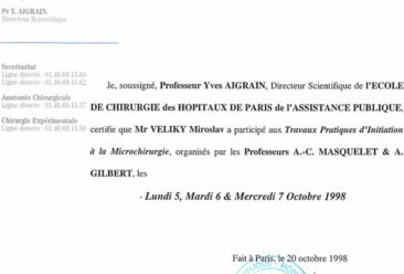Dr-Miroslav-Veliky-Attestation-French-Cosmetic-Plastic-surgery