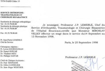 Dr-Miroslav-Veliky-recommendation-French-Hospital